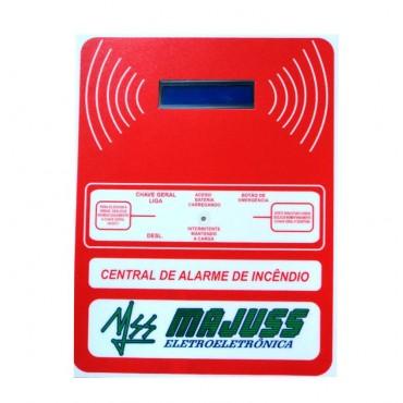 Central de Alarme Endereçável 24Vdc