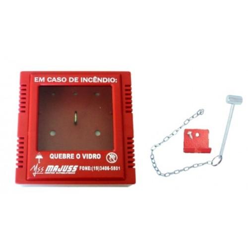 afb9e6576e98b Caixa Porta Chave de Acesso