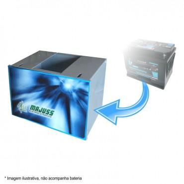 Caixa Porta Baterias de 12V55A - 60A