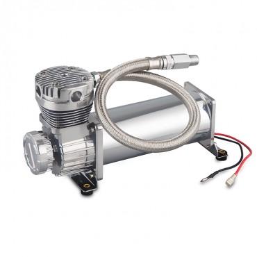 Compressor para Suspensão a Ar 12Vdc 200PSI