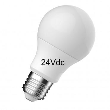Lâmpada de Led Bulbo 5W 24V