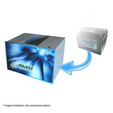 Caixa Porta Baterias de 12V 55A - 60A