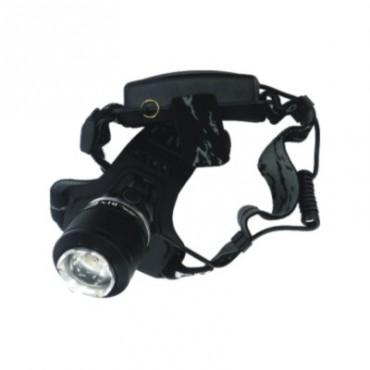 Lanterna de Cabeça Profissional de Led Recarregável