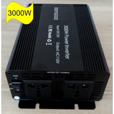 Inversor 12Vdc para 127Vac de 3000W