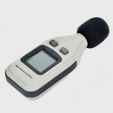 Decibelímetro Digital de Precisão