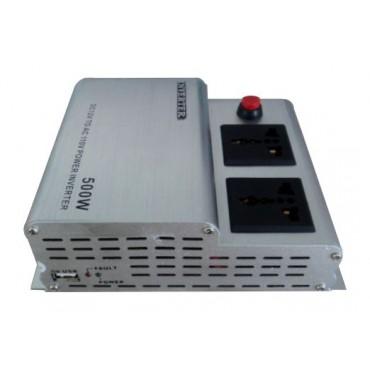 Inversor 12Vdc para 110Vac de 500W