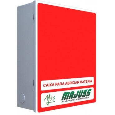 Caixa Porta Baterias de 12V 7A